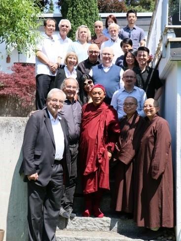 生命和平大學第一次智庫會議於德國雷根斯堡舉行