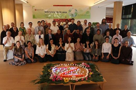 靈鷲山於緬甸仰光靈鷲山國際禪修中心開辦生命和平大學冬季實驗學校